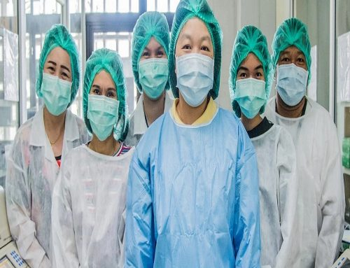 Break through covid 19 infection among fully vaccinated health workers
